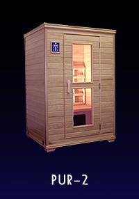 Pur-2 Home - Portable Sauna