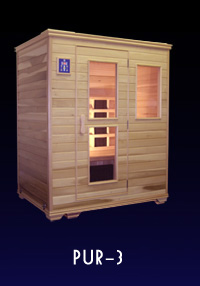 Pur-3 Home Sauna - Portable Sauna