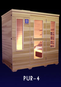 Pur-4 Home Sauna - Portable Sauna